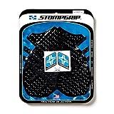 STOMPGRIP(ストンプグリップ) トラクションパッド タンクキット VOLCANO ブラック ZZR1400 [ZX-14](06-11) 55-3005B