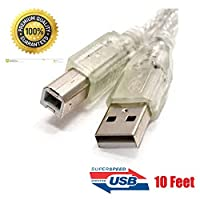 Premium USB Cable Cord for Dell 1J505 Color [並行輸入品]
