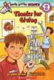 Thanks for Giving (Ready, Freddy! Reader,