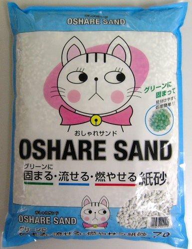 猫砂 おしゃれサンド 7L