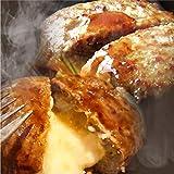 ハンバーグ2種セット プレーン&チーズイン 2.2kg(22個入り)(プレーン100g×12個、チーズイン100g×10個)《*冷凍便》