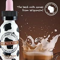電子タバコ用リキッド Wisconsin Dairy ウィスコンシン・デアリー Root Beer Float ルート・ビア・フロート 45ml ニコチン0mg