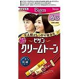 ホーユー ビゲン クリームトーン 6G (自然な褐色) 1剤40g+2剤40g [医薬部外品]