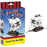 Creativity for Kids Make Your Own Pirate Ship Activity 子供のための創造性は、あなた自身の海賊船の活動を行います?ハロウィン?クリスマス?