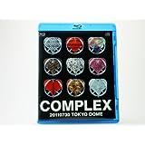 日本一心 20110730 TOKYO DOME 【Blu-ray+LIVE CD】COMPLEX ローソン完全受注限定予約商品