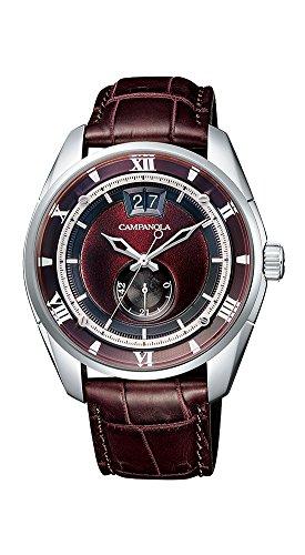 シチズン カンパノラ CITIZEN CAMPANOLA 腕時計 メカニカル コレクション Mechanical Collection 15周年記念モデル 紅明 べにあけ NZ0000-07W メンズ 正規品