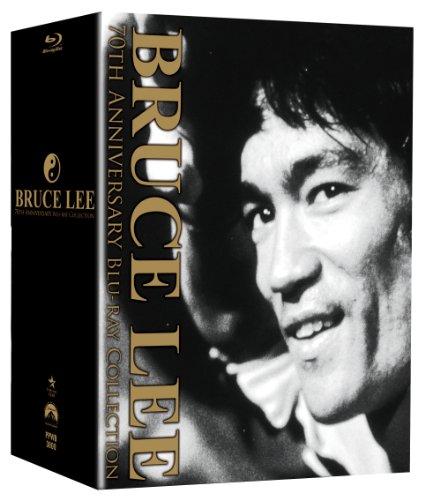 ブルース・リー/生誕70周年記念 ブルーレイ コレクション [Blu-ray]