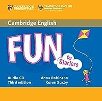 Fun for Starters Audio CD (Cambridge English)