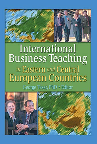 International Business Teaching in Eastern and Central European Countries (English Edition)