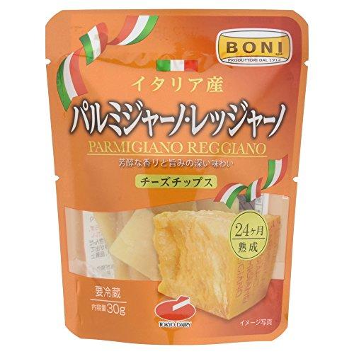 [冷蔵] チーズチップスパルミジャーノ・レッジャーノ 30g