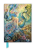 Josephine Wall Foiled Journal: Mer Fairy (Flame Tree Notebooks)
