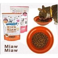 アイシア Aixia MiawMiaw ミャウミャウ カリカリ 小粒タイプ 580g ささみ味 猫 ドライフード