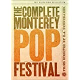 The Criterion Collection: Complete Monterey Pop Festival [DVD] [Import]