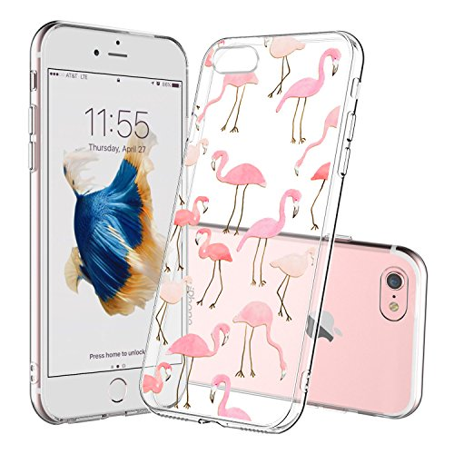 iPhone7 ケース、UCMDA 高品質 TPU 透明 シ...
