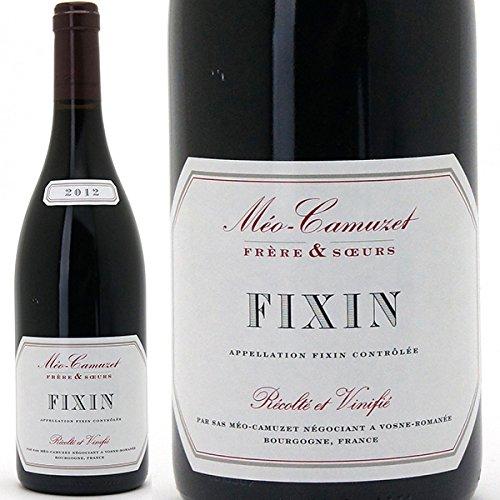 [2012] フィクサン ルージュ 750ml (メオ カミュゼ フレール エ スール) 赤ワイン((B0MCFX12))