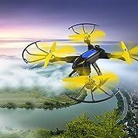 Springdoit FPV UAVクワッドコプター720p HDカメラクリスマスギフト付き2.4Gヘッドレスリモートクワッドコプター