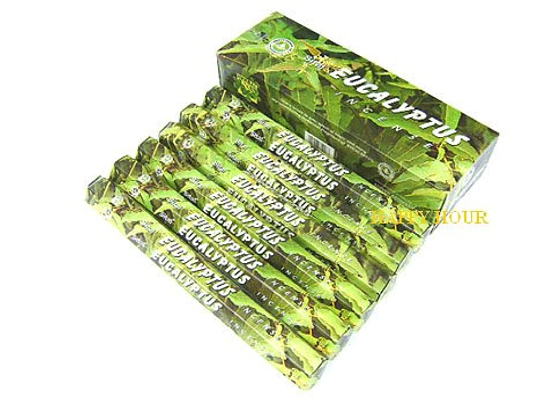 ぶどうエロチック農業SITAL(シタル) シタル ユーカリプタス香 スティック EUCALYPTUS 6箱セット