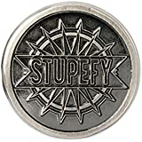 Fantastic Beast Stupefy Pewter Lapel Pin Novelty [並行輸入品]