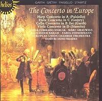 Paisiello/Gretry/Garth/Carl Stamitz: The Concerto in Europe