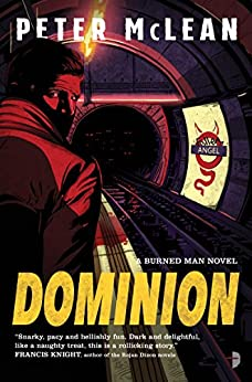 Dominion by [McLean, Peter]