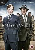 Endeavour Series3 新米刑事モース~オックスフォード事件簿~≪英語のみ≫[PAL-UK]
