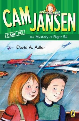 Cam Jansen: the Mystery of Flight 54 #12の詳細を見る