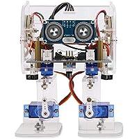 ELEGOO Arduinoプロジェクト Penguin Bot リモコンロボットキット 説明書付 STEMおもちゃ (透明)