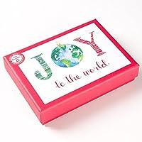 Joy to the World環境に優しい入りカード