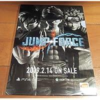 ジャンプフェスタ2019 JUMP FORCEドラゴンボール ワンピース ONE PIECE ナルト NARUTOクリアファイル④