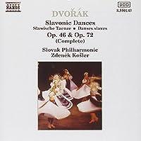 Dvorak:Slavonic Dances Op46