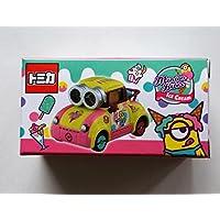 USJ 限定 商品 【 トミカ ミニオン MINION BITES ICE CREAM 】 ミニオンズ グッズ