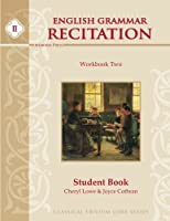 English Grammar Recitation Workbook II Student Guide [並行輸入品]