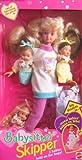Best 人形ベビーシッター - バービー Barbie Babysitter ベビーシッター SKIPPER Doll 3 Babies Review
