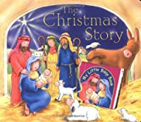 A Christmas Story: My Little Bible Book