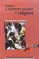 Archives de sciences sociales des religions, t.145