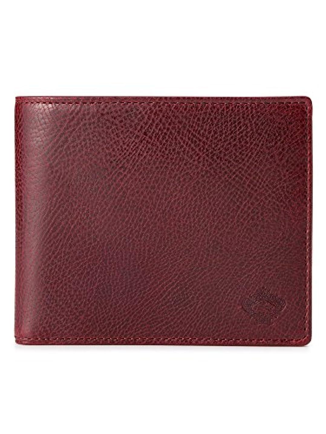 ロータリーオーバーヘッド感情の[オロビアンコ] 二つ折り財布 ソリッド メンズ 本革 ORS-031508