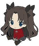 Fate/stay night UBW vol.1 ぺたん娘トレーディングラバーストラップ 単体3 遠坂凛