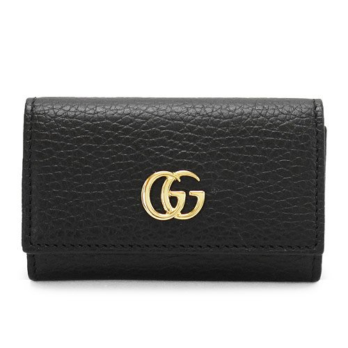 (グッチ) GUCCI キーケース 456118 CAO0G 1000 6連 PETITE MARMONT/プチマーモン...