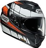 SHOEI ショウエイ GT-Air Patina Helmet 2015モデル ヘルメット ブラック/オレンジ/ホワイト XL(61~62cm)