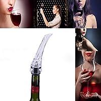 ワインエアレーターデキャンタセット、高速Aeration MakesレッドワインMore Flavorful、キッチンツールのホーム使用& House Party