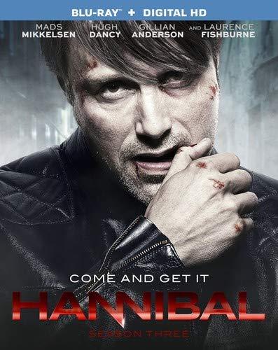 Hannibal: Season 3/ [Blu-ray] [Import]