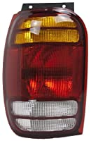 OE Replacement Ford Explorer/Mercury Mountaineer Driver Side Taillight Assembly (Partslink Number FO2800120) [並行輸入品]