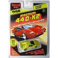 Tyco Magnum 440-X2 Lamborghini Slot Race Car 6669