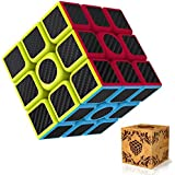 Magic Cube, Splaks Magic Cube 3x3x3 Smooth Speed Magic Cube Puzzle and Easy Turning ,Super Durable with Vivid Colors for Brai