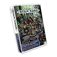 Star Saga 28mm キャラクター & ミッションクリーター SW