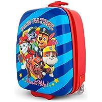 Paw Patrol Kids' 47x30cm Hardshell Suitcase Red/Multi