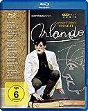ヘンデル:歌劇「オルランド」 Handel: Orlando [Blu-ray]