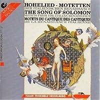 イタリア・ルネッサンス-motetten