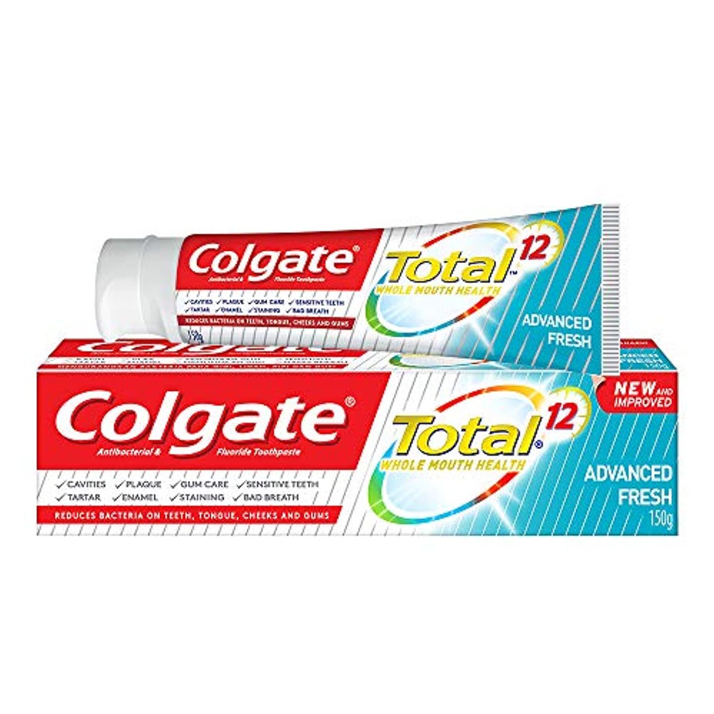 断言する勘違いする彼女のColgate コルゲート トータル トゥースペースト 150g (歯磨き粉) 【歯磨き粉、虫歯予防、アメリカン雑貨】