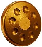 ポッシュ(POSH) キャップボルトカバー M8用 ゴールド 000820-04